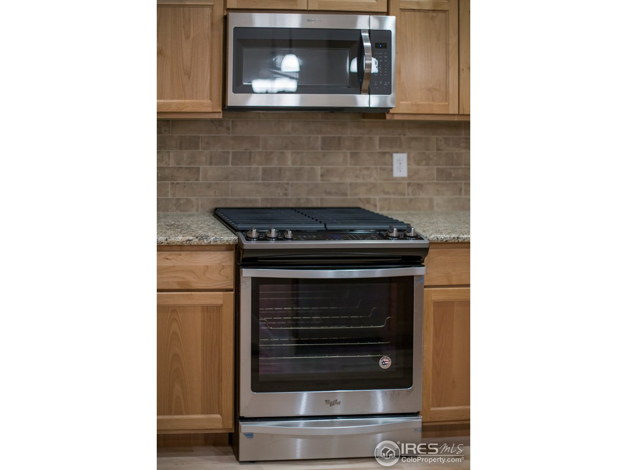5 burner gas range/oven