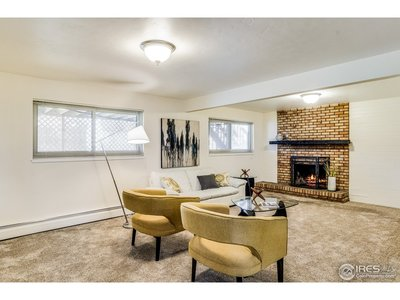 Family Room w/ Fireplace