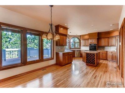 Newly Refinished Hardwood Floors