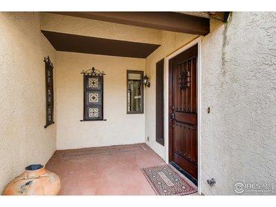 Custom Front Door