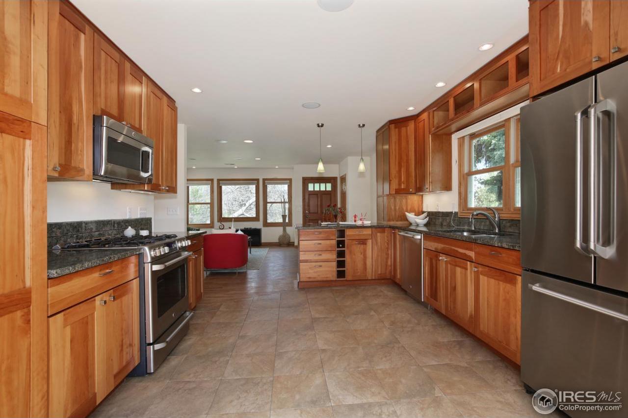 South Deck off kitchen