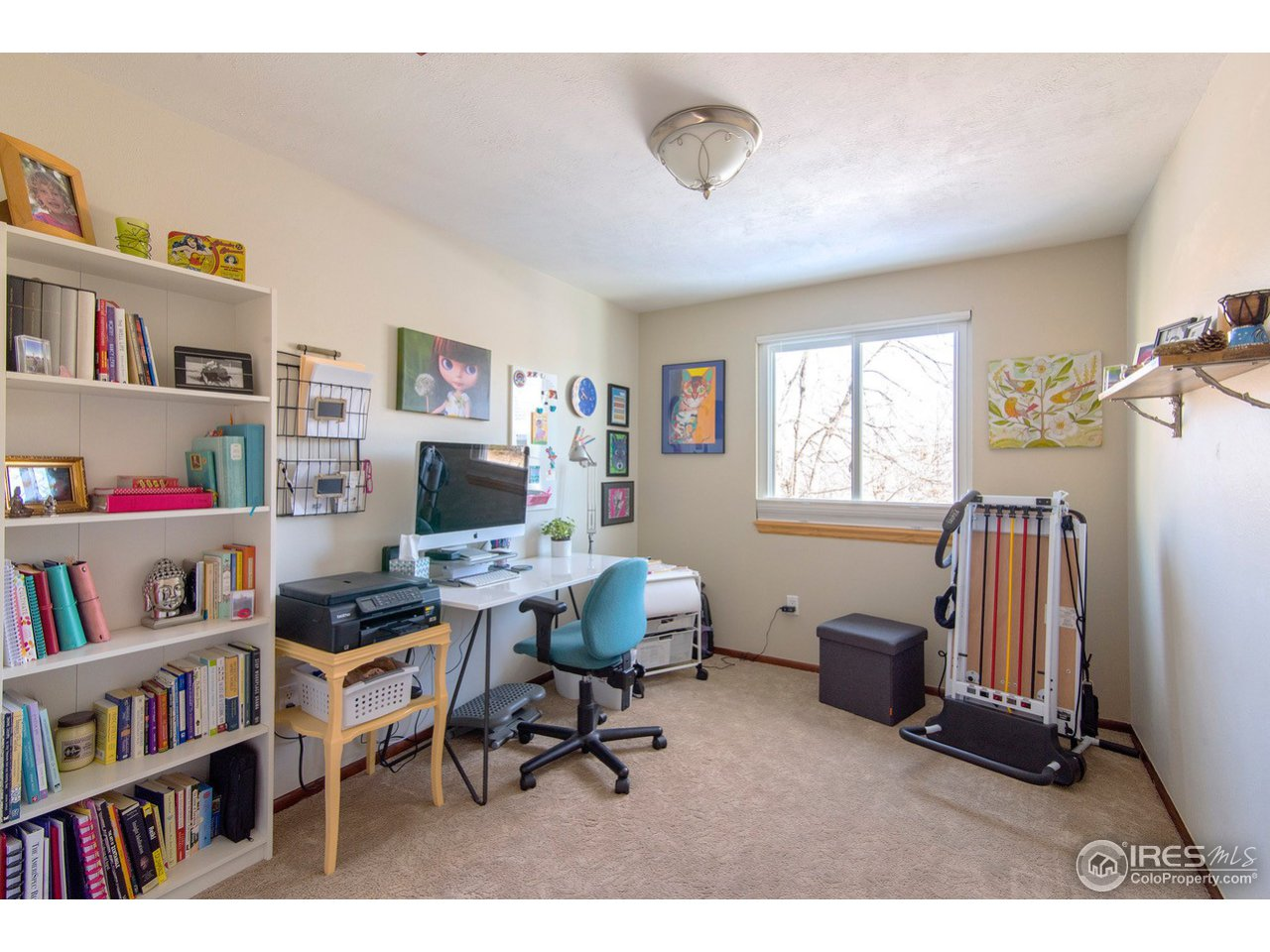 upper bedroom/office