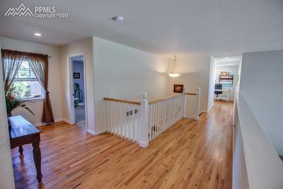 Beautiful Wood Floors Upstairs