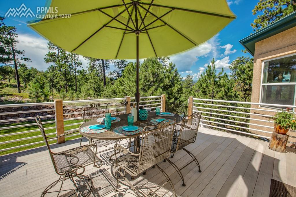 Relax On The Deck!