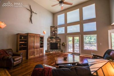 Wonderful Natural Light In The Living Room