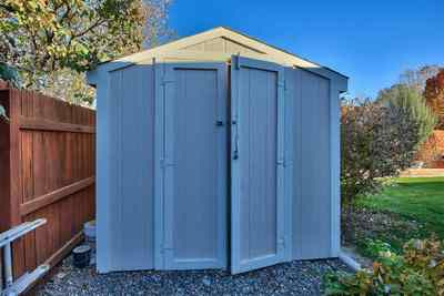Shed stays