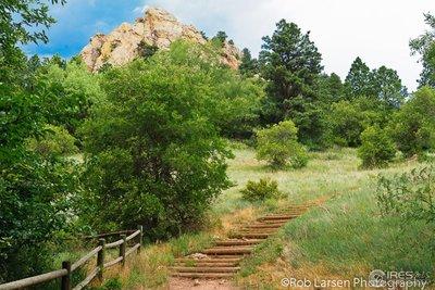 Walk to Beautiful Trails