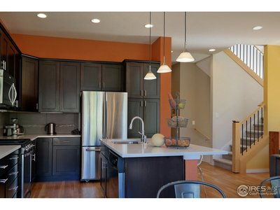 Upgraded Stainless Appliances