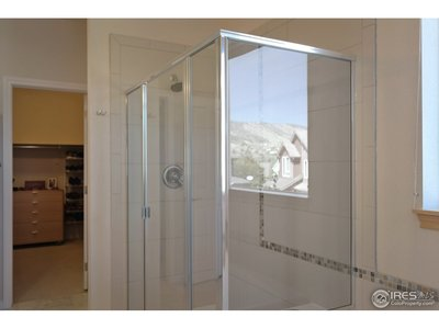 Walk-In Closet in Master Suite