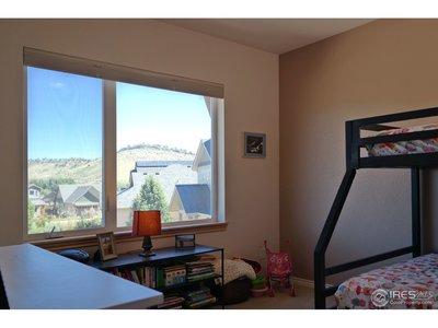 Roomy 2nd Bedroom w/Views