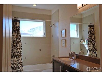 Full Bath Upstairs w/Custom Tile