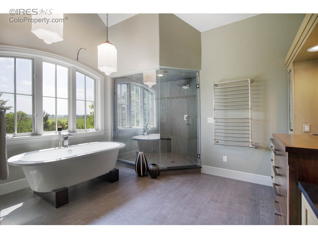 Luxury Master Bath, Steam Shower