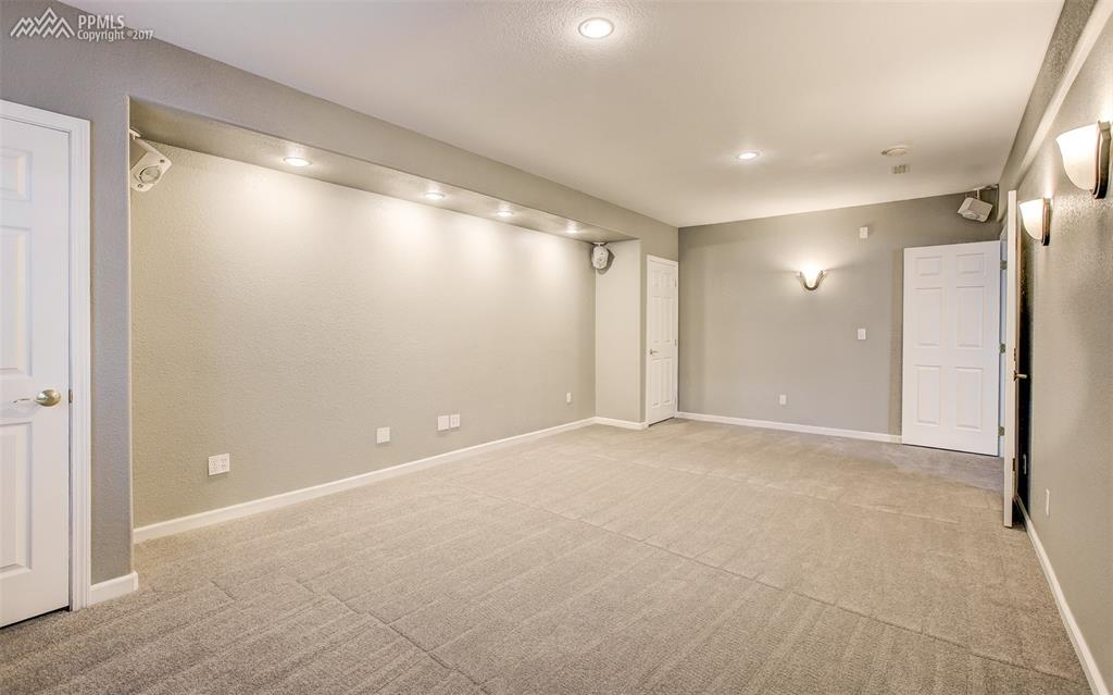 Theater/Media Room