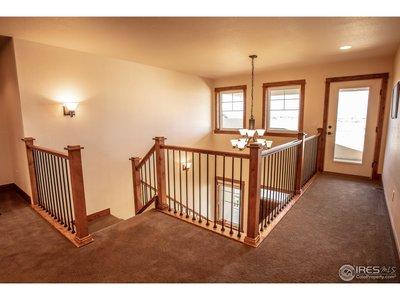 Escape to the balcony, bedrooms and bonus room
