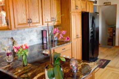 Kitchen 25 1/2' L 12' W