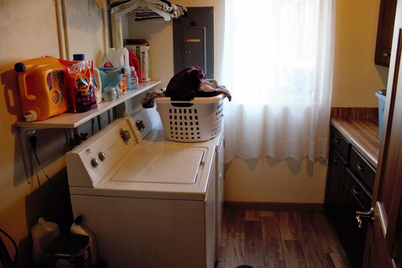 Laundry Room Lower Level