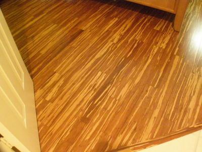 Guest Room 1 - flooring