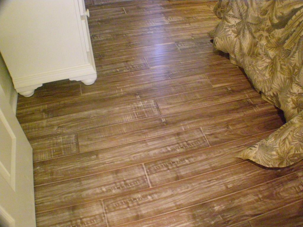 Guest Room 2 - Flooring