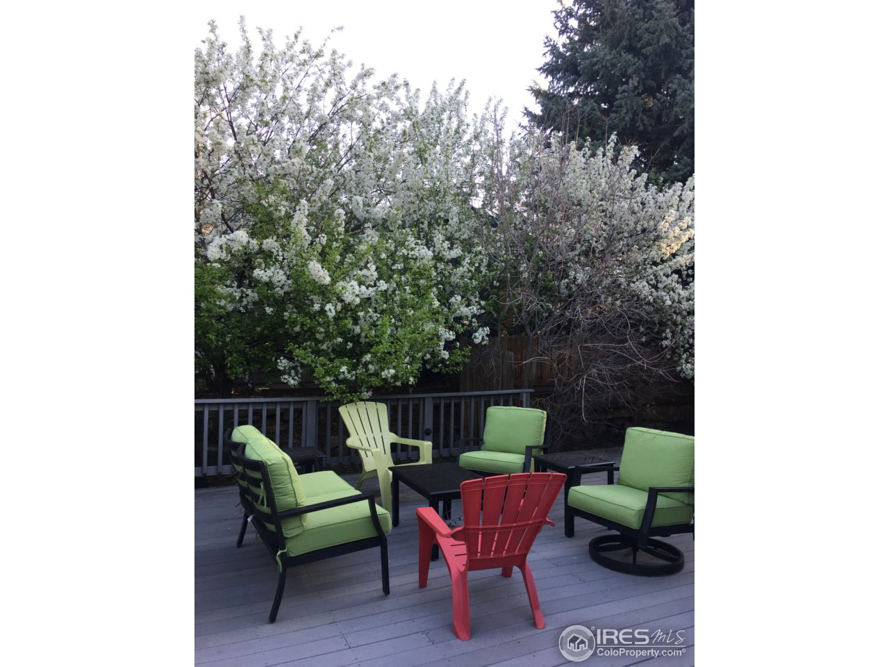 Flowering Trees for Privacy