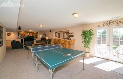 Basement is ideal for mother-in-law suite with wet back, living area, and baseme