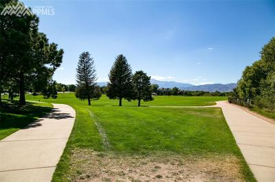 Access Cottonwood Creek Park and trails, just steps away from your home