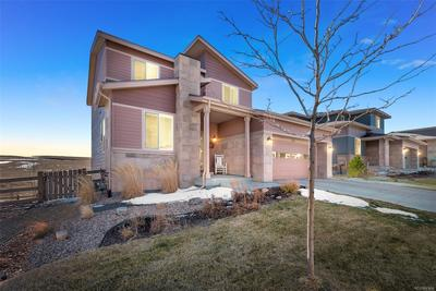 Immaculate Two Story Home in Candelas Neighborhood
