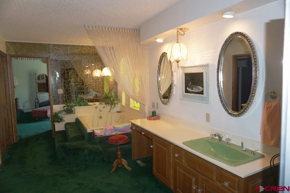 Sauna, hot tub, shower, bidet