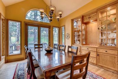 Art niches & built-ins throughout home.