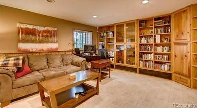Main level rec room would be a great master suite