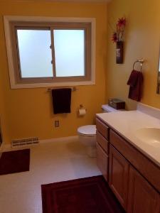 3/4 Bathroom with Laundry