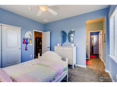 Amble sized bedrooms including this 3rd bedroom
