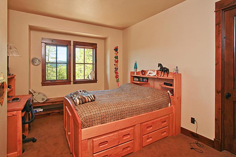 One of 4 bedroom suites