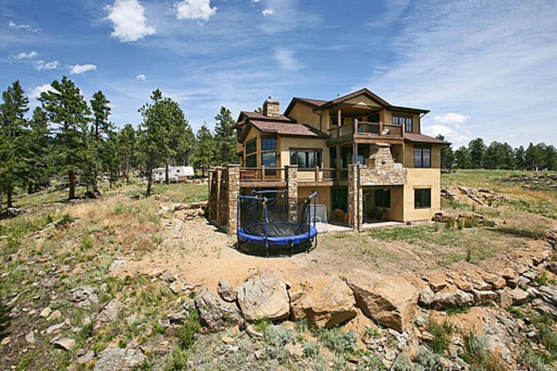 Great outdoor living...