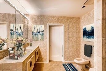 Virtually Staged - Master Bath