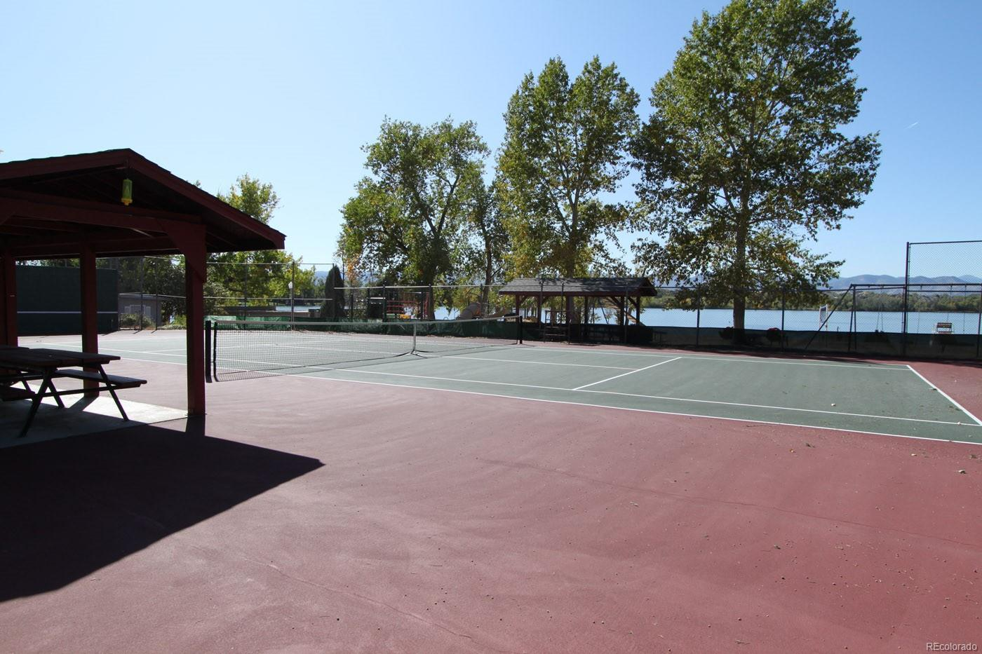 Tennis Courts Galore - 4 at Beach & 4 at Marston