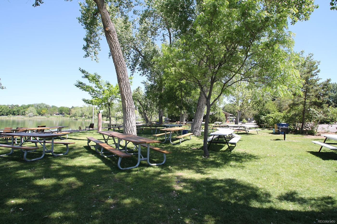 Members volunteer to get picnic area ready in May