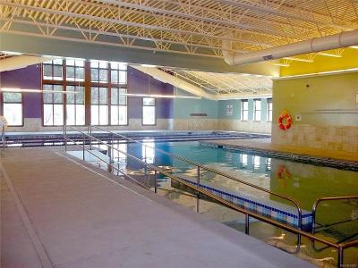 Indoor Pool - they even have water aerobics