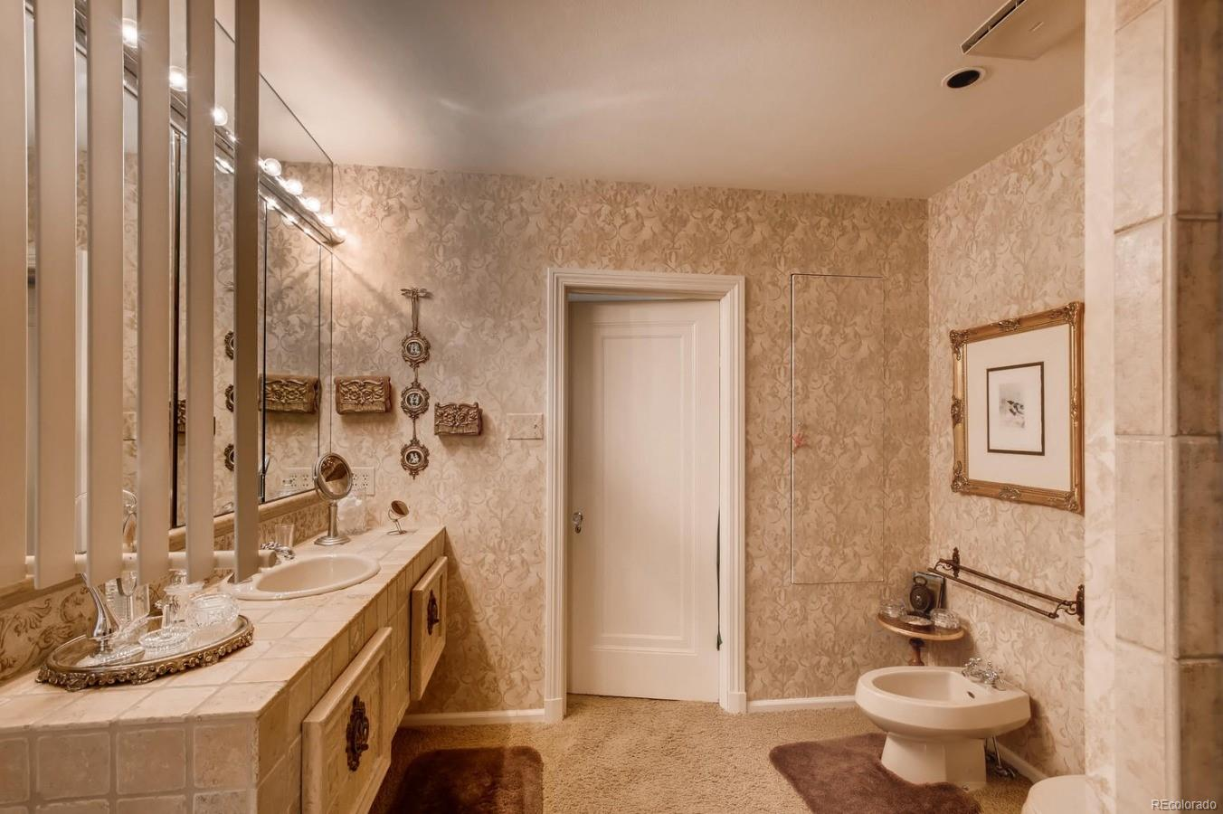 His and Hers Master Bathrooms