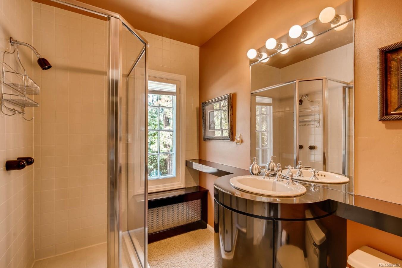 Art Deco Bath for 4th Bedroom