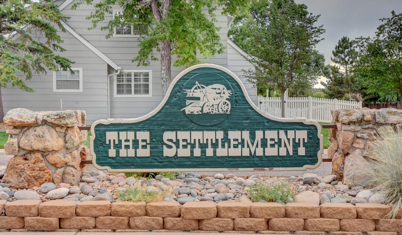 KCR Plains-The Settlement