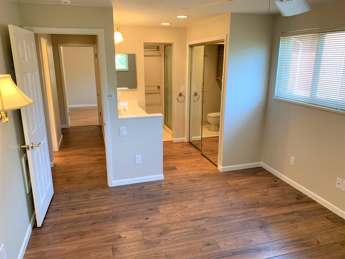 Opens to Master Bath and Main Hall