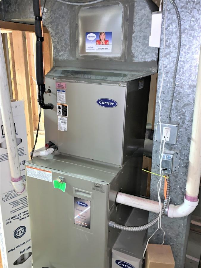 High Efficiency HVAC