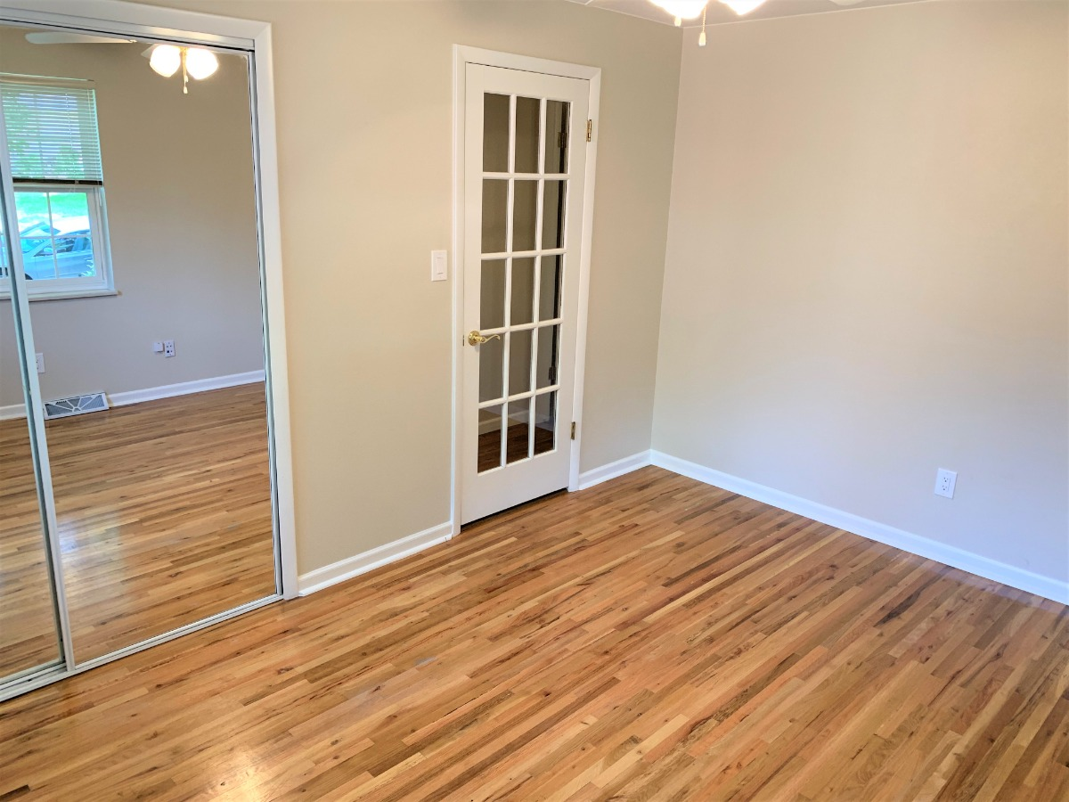 Large Closet, Glass-Pane Door - Could Be Office