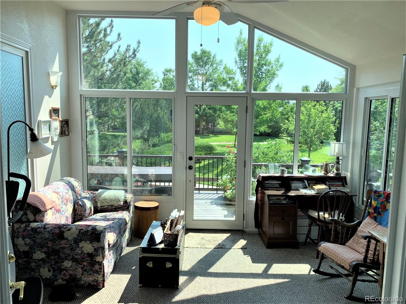 Incredible Year-Round Sunroom
