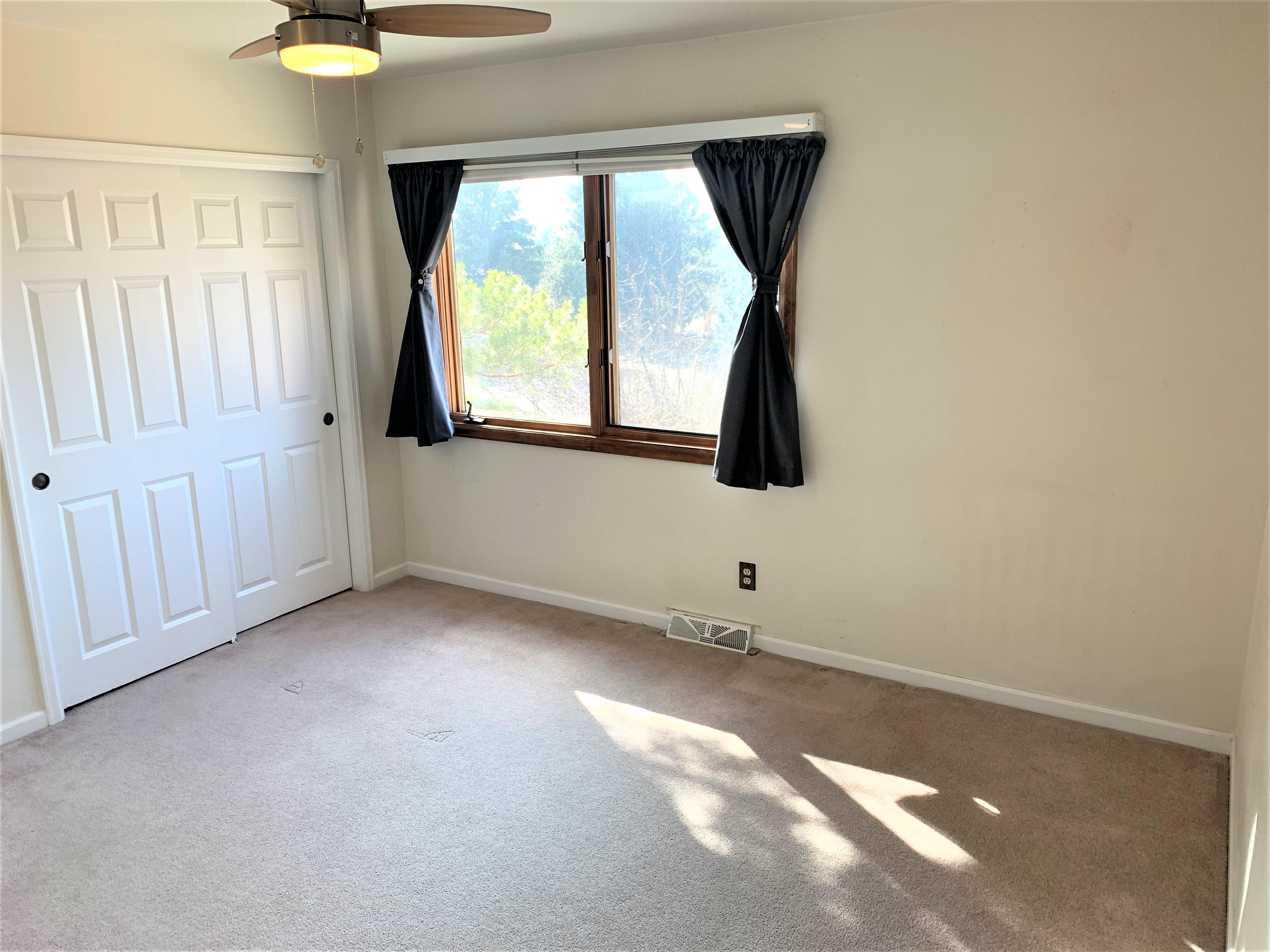 Corner Bedroom with View!