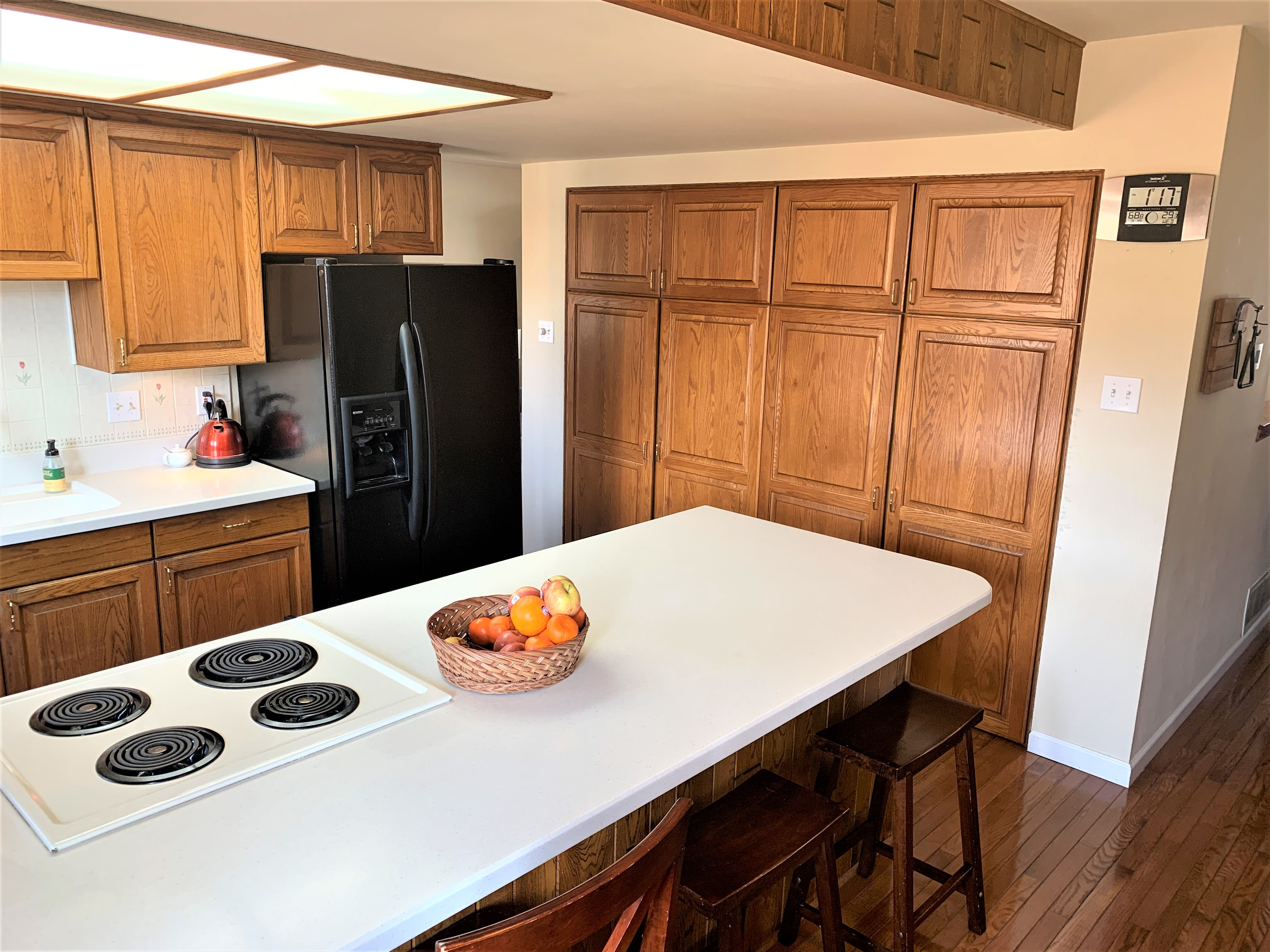 Lot of Quality Cabinets