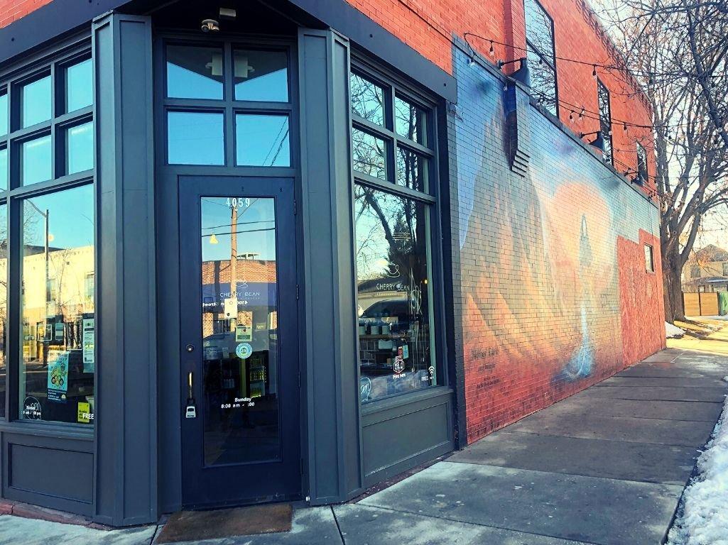 Cherry Bean Coffee Shop
