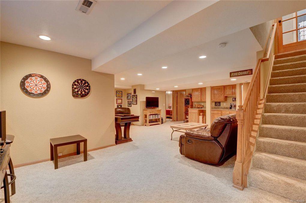 Finished basement