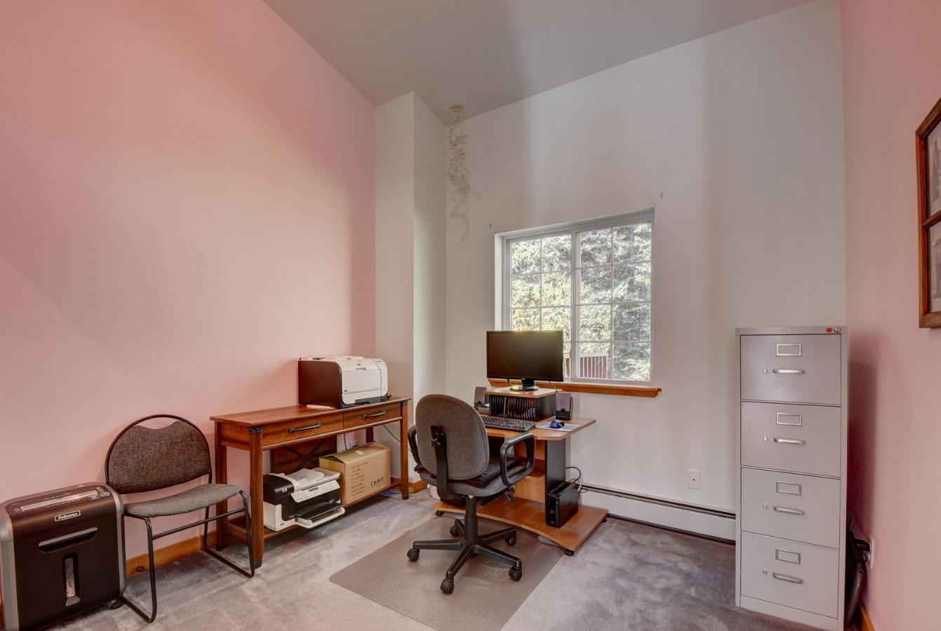 Bedroom 2 / Office