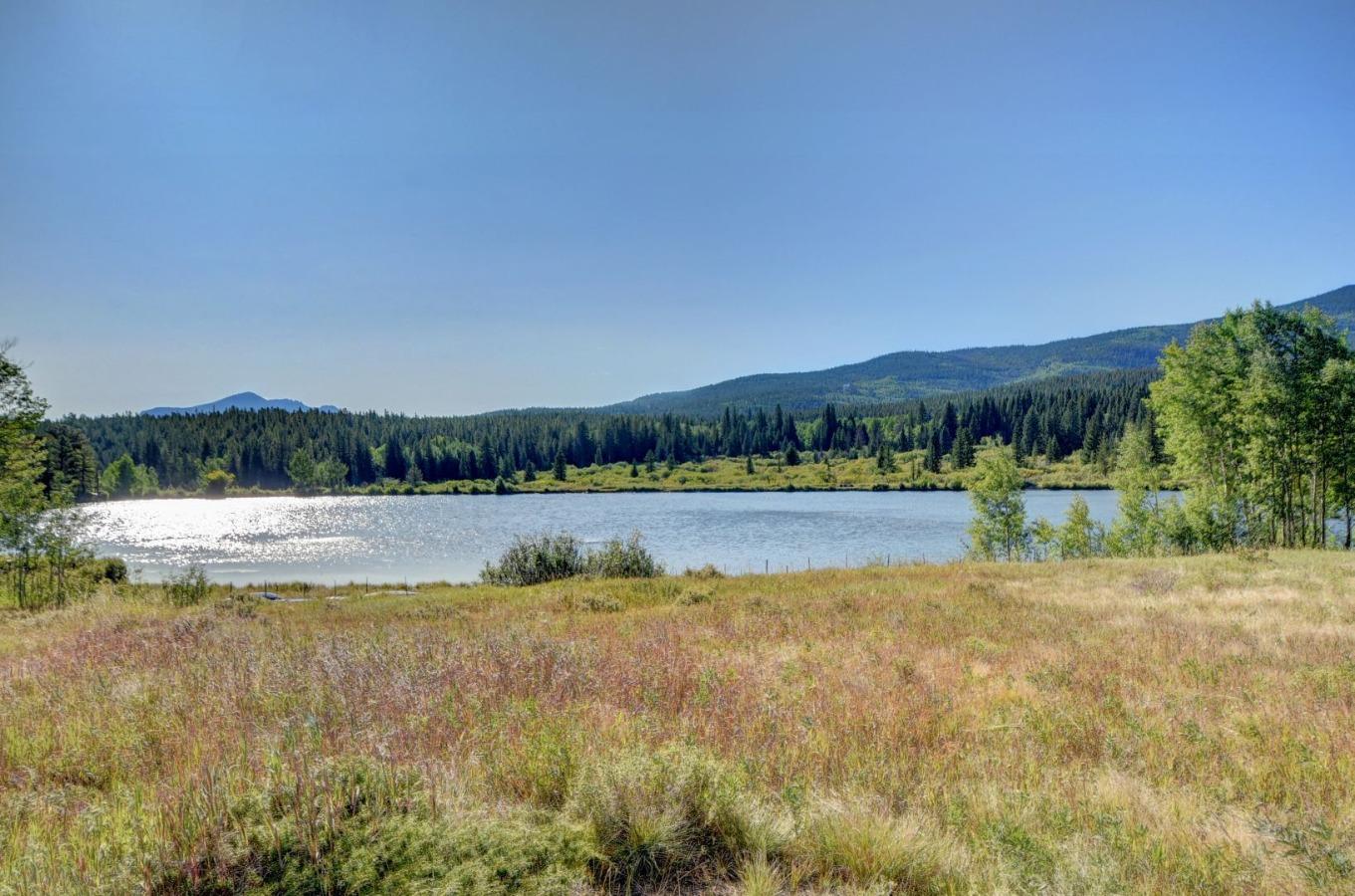 Snowline Lake
